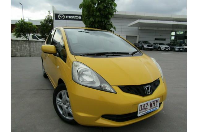 2010 MY11 Honda Jazz GE MY11 VTi Hatchback