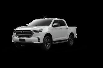 2020 MY21 Mazda BT-50 TF XTR 4x2 Pickup Utility Image 2