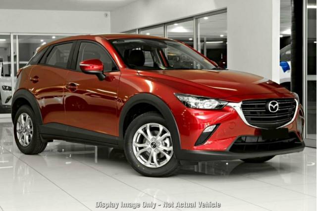 2020 Mazda CX-3 DK2W7A Maxx Sport Suv