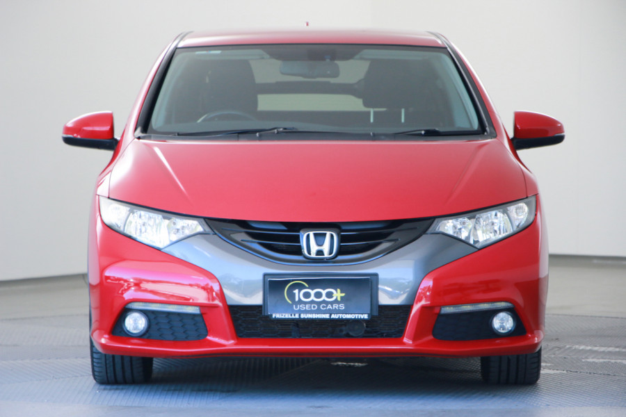2013 Honda Civic 9th Gen MY13 VTi-LN Hatch