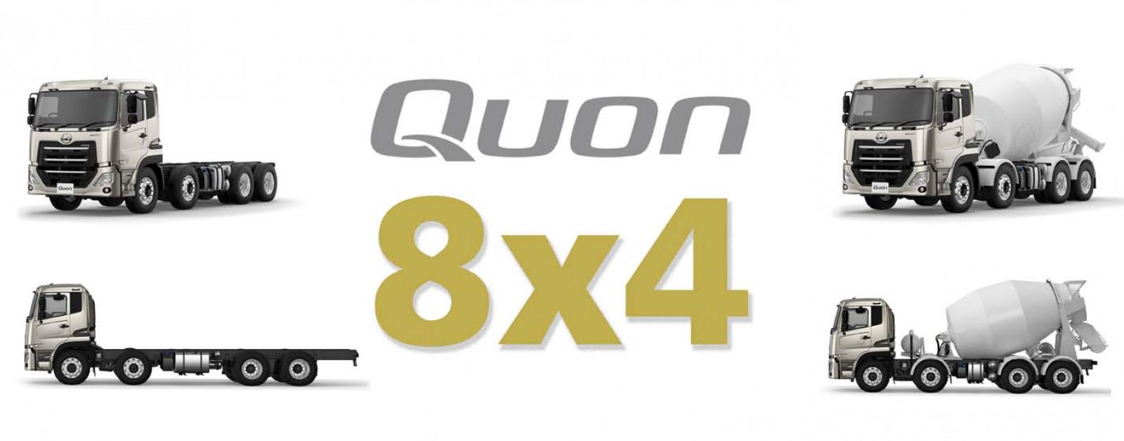 8 Litre Quon