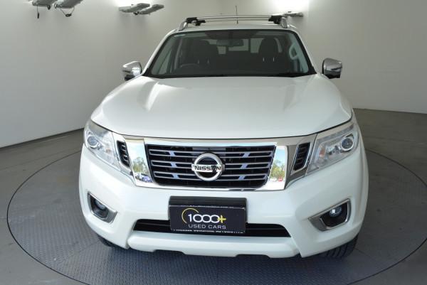 2018 Nissan Navara D23 S3 ST-X Dual cab