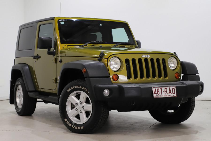 2008 Jeep Wrangler Sport (4x4)