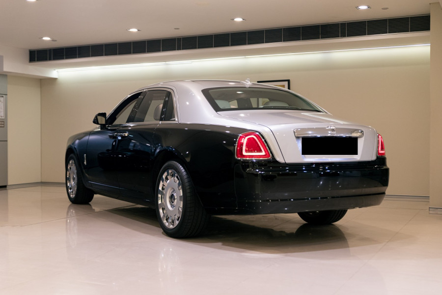 2015 Rolls Royce GHOST II