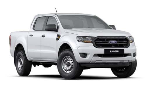2019 MY19.75 Ford Ranger PX MkIII 4x2 XL Double Cab Pick-up Hi-Rider