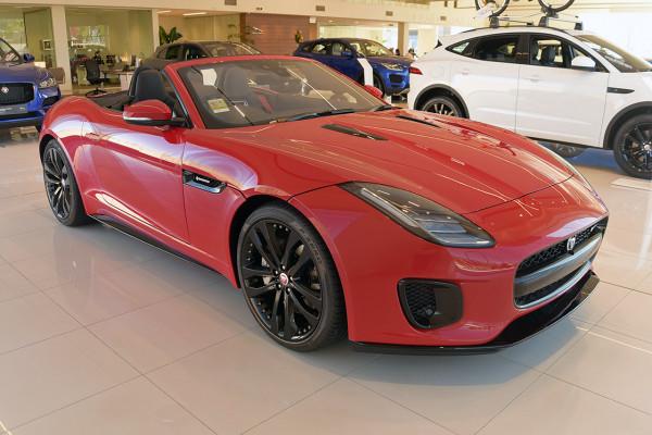 Jaguar F-TYPE R-Dynamic Convertible X152