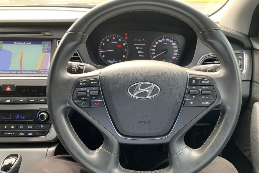 2015 Hyundai Sonata LF Premium Sedan Image 7