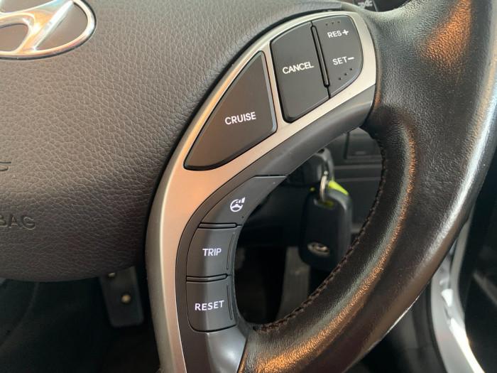2016 MY17 Hyundai i30 GD4 Series II Active X Hatchback Image 25