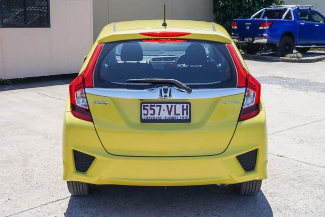 2015 Honda Jazz VTi-S