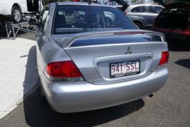 2007 Mitsubishi Lancer CH ES Sedan