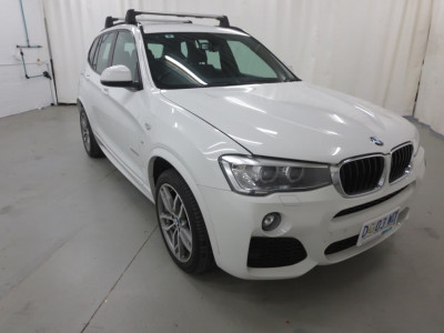BMW X3 xDrive20d F25 LCI Turbo