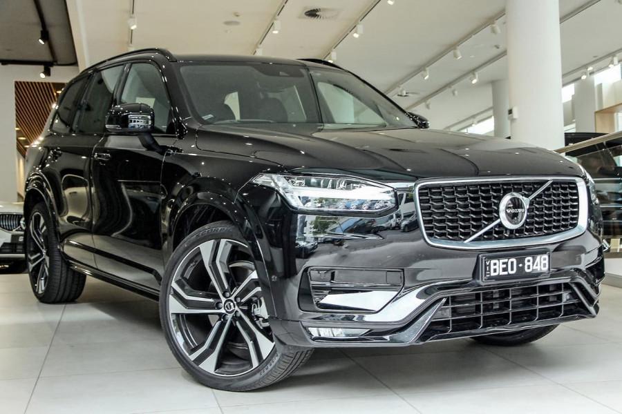 2019 Volvo XC90 L Series T6 R-Design Suv Image 1