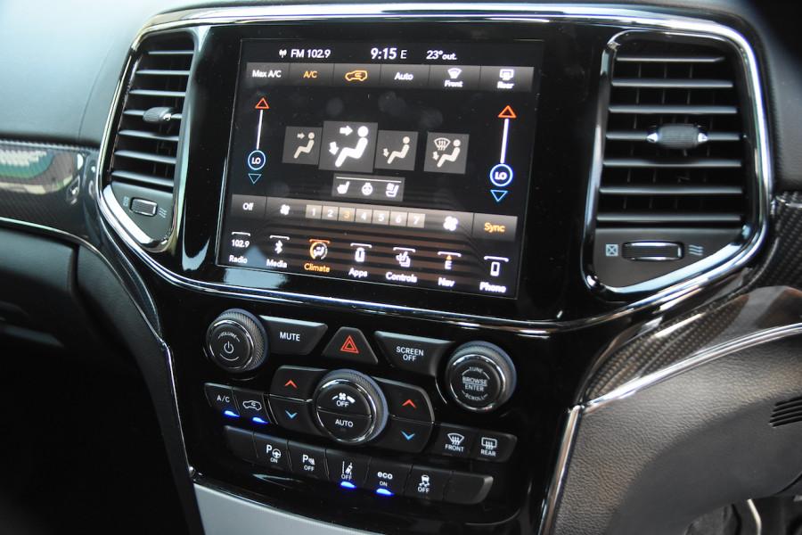 2019 Chrysler Grand Cherokee SRT 4x4 6.4L 8Spd Auto Wagon Image 14