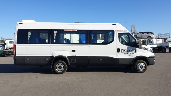 2018 Iveco Daily Bus Shuttle 16 Bus