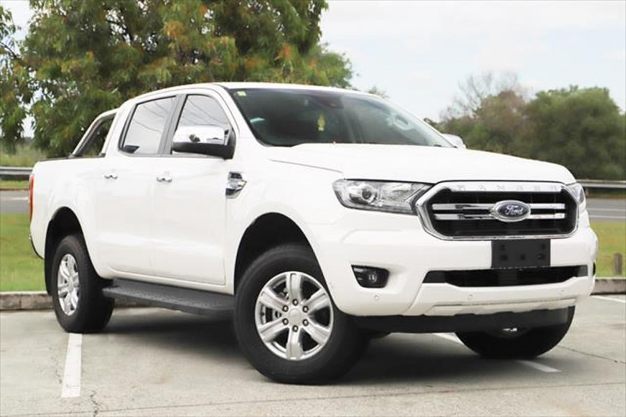 2019 Ford Ranger PX MkIII MY19.75 XLT Utility Image 1