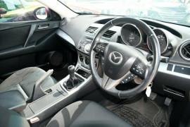 2009 MY08 Mazda 3 BK10F2 MY08 Maxx Sport Hatchback