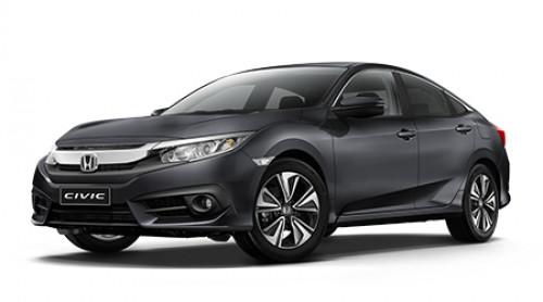 2018 Honda Civic Sedan 10th Gen VTi-L Sedan