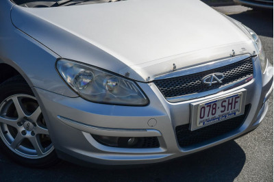 2011 Chery J3 M1X Hatchback Image 3