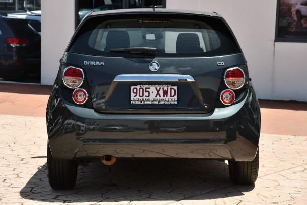 2015 Holden Barina TM MY15 CD Hatch Image 4