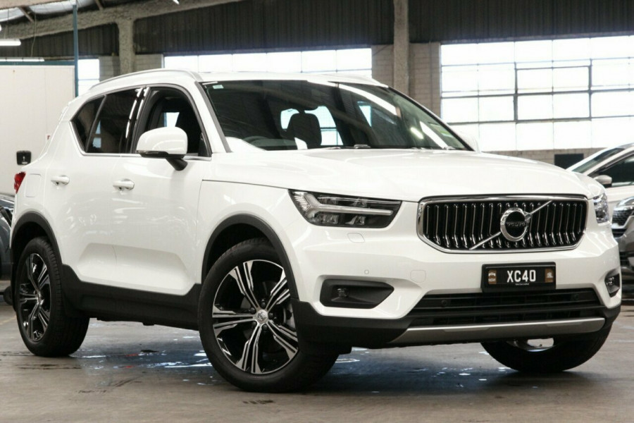 2019 MY20 Volvo XC40 XZ T4 Inscription Suv