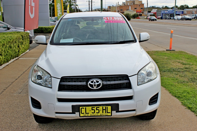 2012 Toyota RAV4 ACA38R  CV Suv Image 3