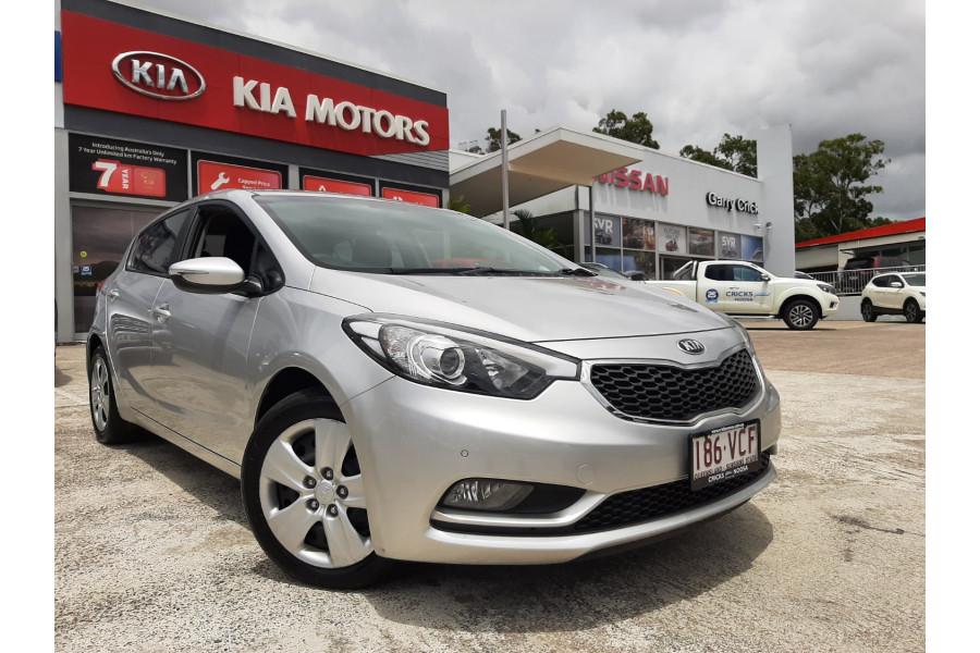 2014 Kia Cerato YD Si Hatchback