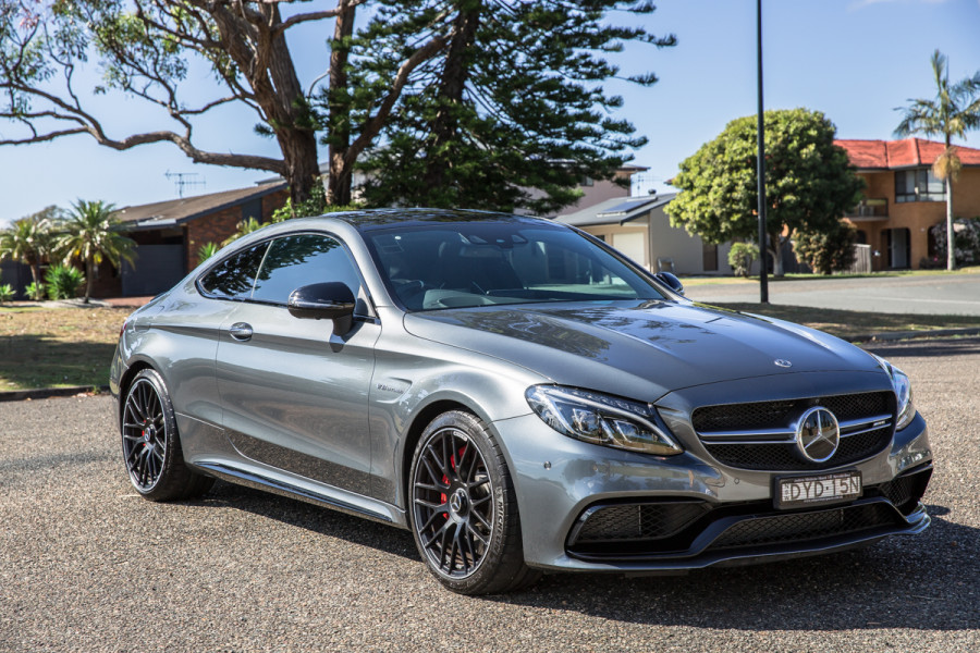 2017 MY08 Mercedes-Benz Mb Cclass C205  C63 AMG C63 AMG - S Coupe