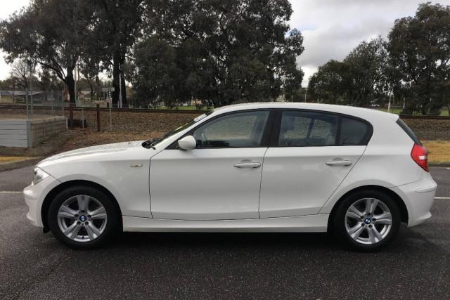 2008 BMW 118i 18I