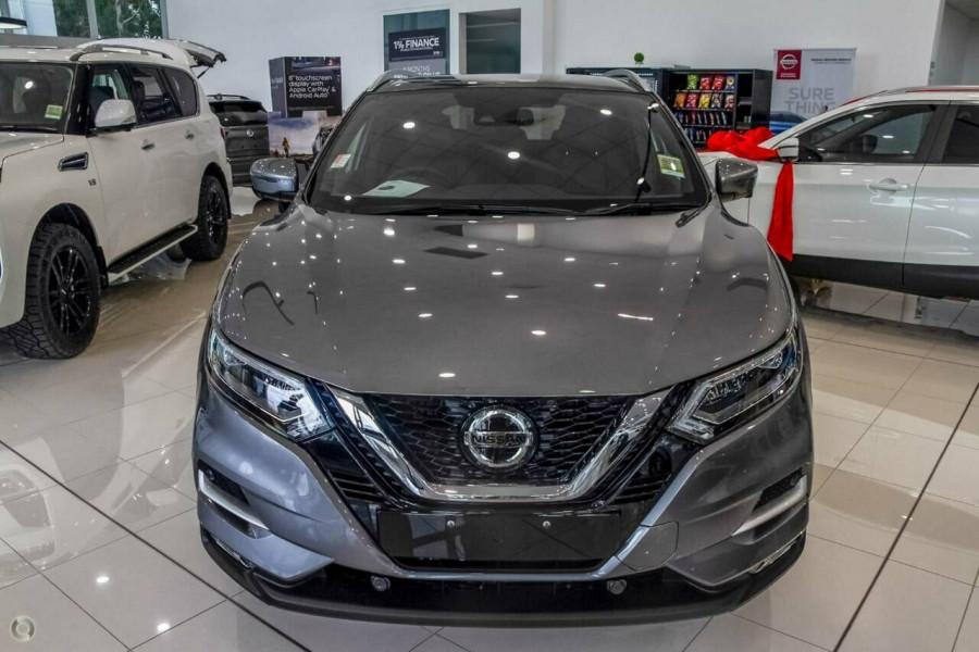 2020 MY0  Nissan QASHQAI J11 Series 3 Ti Suv Image 27
