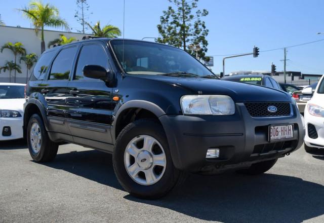 2003 Ford Escape BA XLT Suv