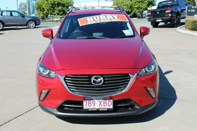2017 Mazda CX-3 DK4W7A Maxx SKYACTIV-Drive i-ACTIV AWD Suv Image 3