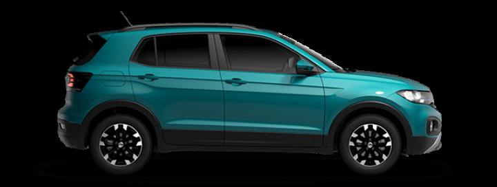 New Volkswagen T-Cross