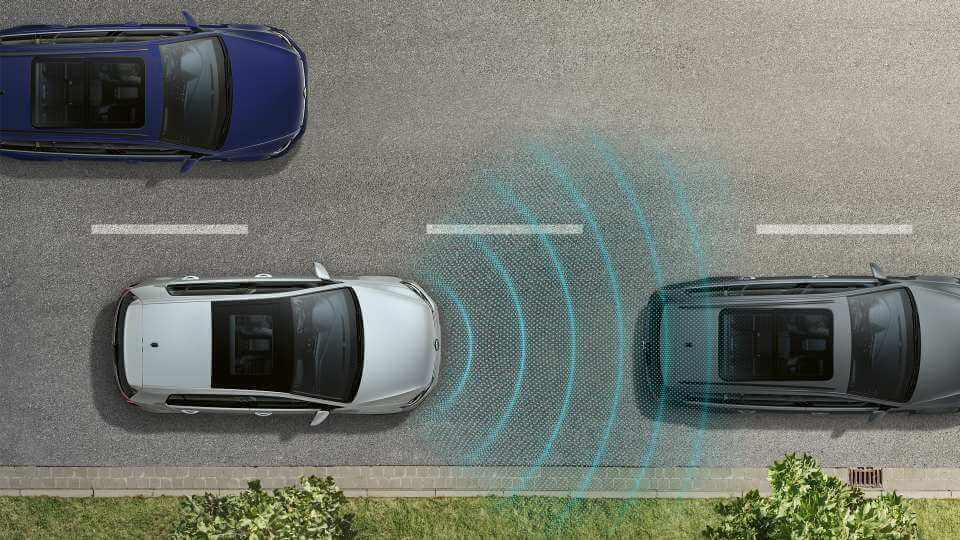 Traffic Jam Assist Image