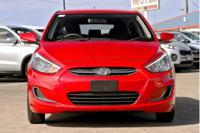 2015 Hyundai Accent RB3 MY16 Active Hatchback Image 4