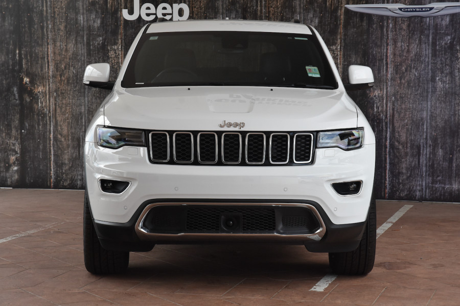 2019 Jeep Grand Cherokee WK Limited Suv Image 2