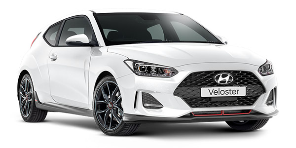 2019 MY20 Hyundai Veloster JS Turbo Coupe