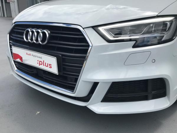2019 MY20 Audi A3 8V MY20 40 TFSI Sedan