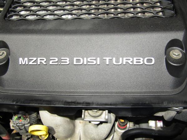 2006 Mazda 3 BK1032 MPS Hatchback