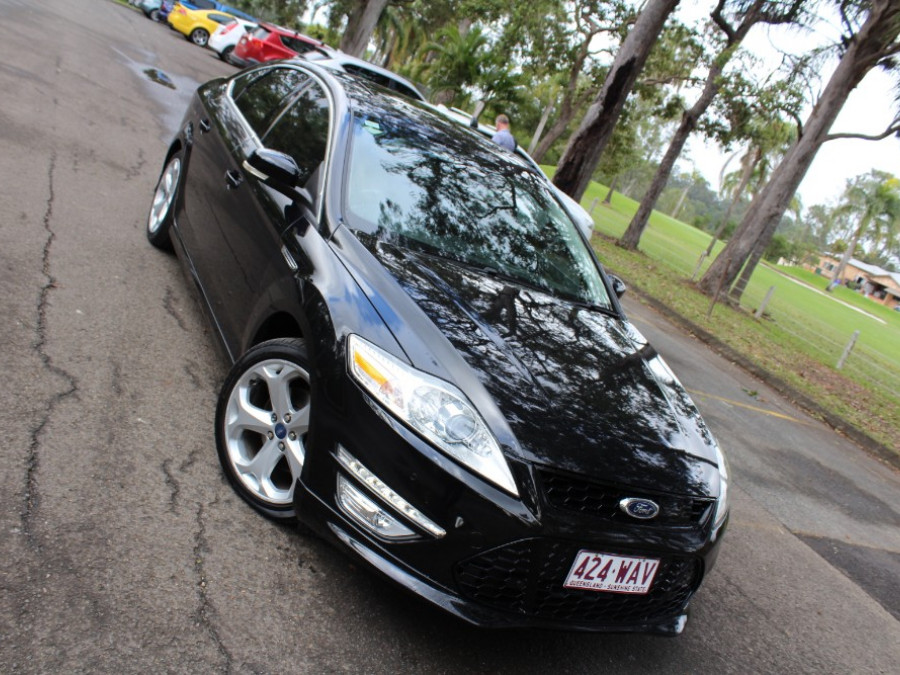 2011 Ford Mondeo MC TDCi Hatchback