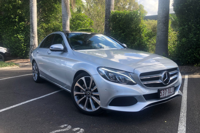 2017 MY57 Mercedes-Benz C-class W205 807+ C250 Sedan