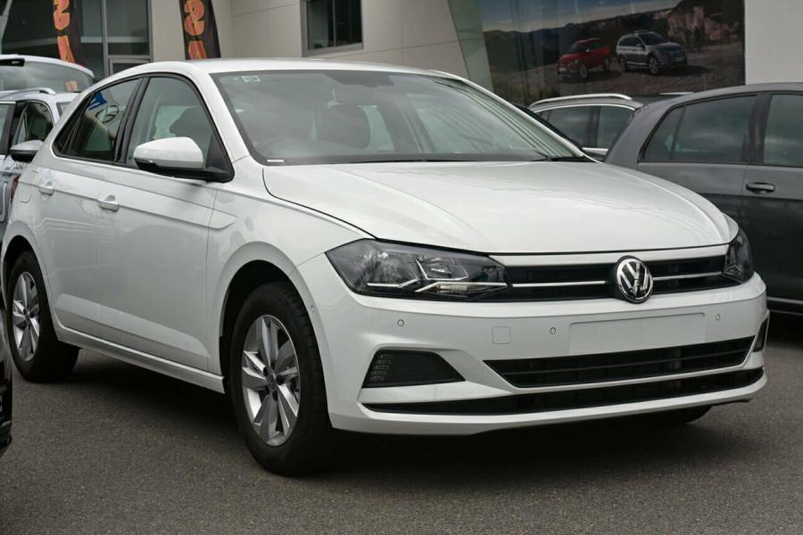 2018 Volkswagen Polo AW Comfortline Hatchback