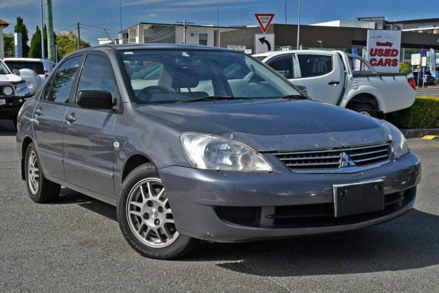 2007 Mitsubishi Lancer CH MY07 ES Sedan