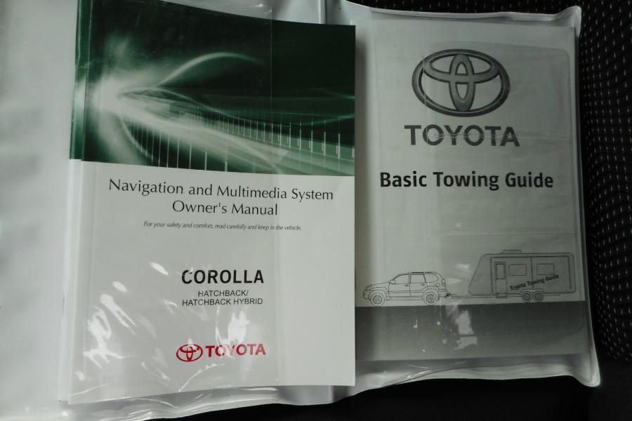 2018 Toyota Corolla ZRE182R Ascent Sport Hatchback Image 20
