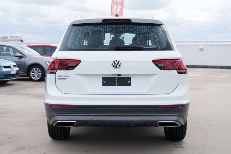 2019 Volkswagen Tiguan 5N 110TSI Comfortline Allspace Suv