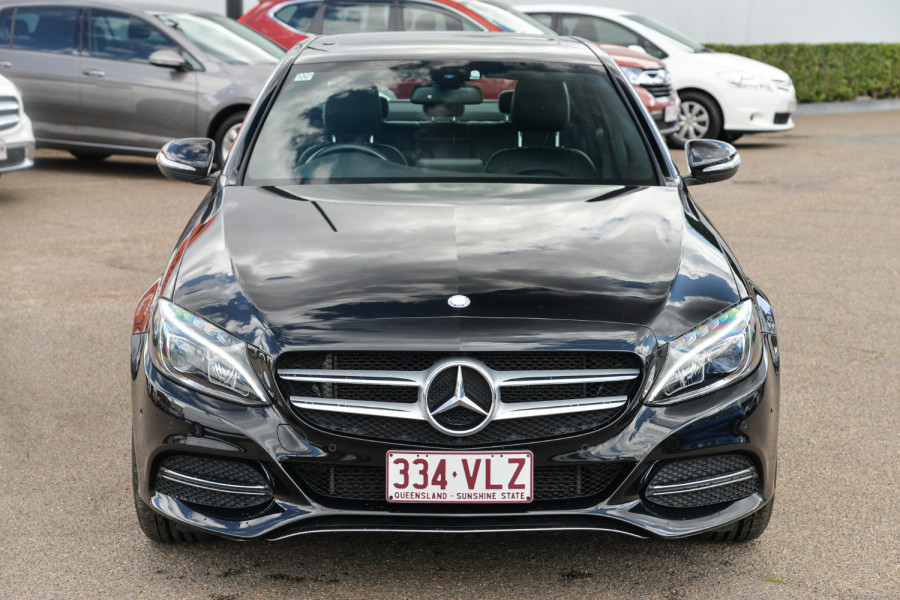 2015 Mercedes-Benz C-class BlueT