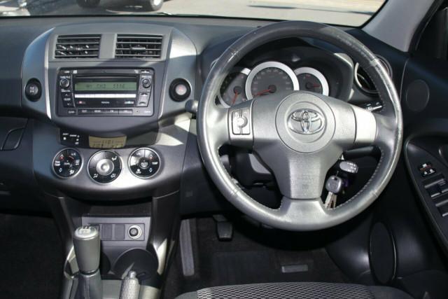 2008 MY09 Toyota RAV4 ACA33R MY09 Cruiser Wagon
