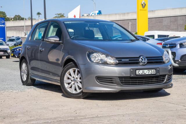 2012 Volkswagen Golf BlueMOTION