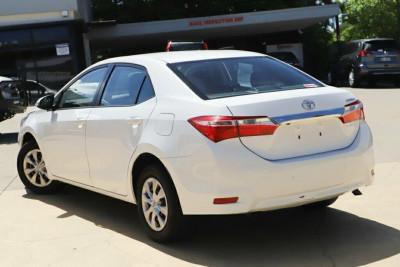 2014 Toyota Corolla ZRE172R Ascent Sedan Image 2