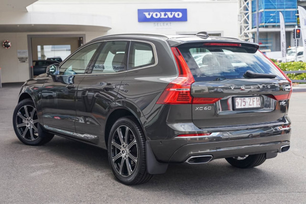 2019 Volvo XC60 UZ T5 Inscription Suv Image 3