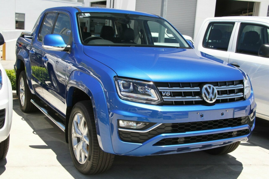 New 2017 Volkswagen Amarok 307376 Brisbane Norris Motor